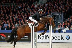 Houwen Kristian (NED) - Edinburgh<br /> KWPN Stallion Selection - 's Hertogenbosch 2014<br /> © Dirk Caremans