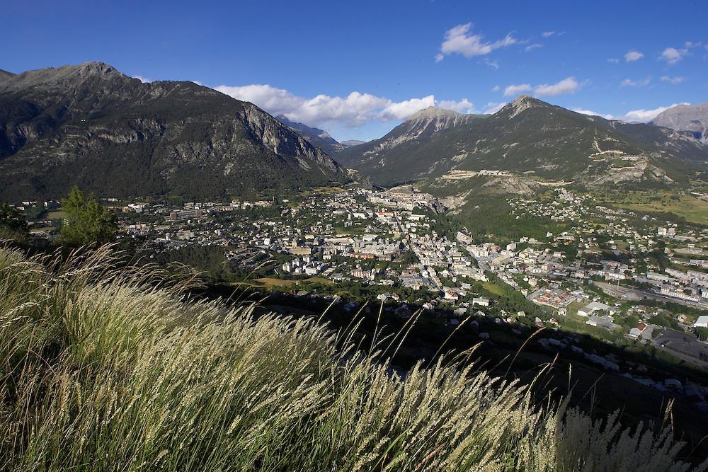 Usine De La Schappe, Briancon. Hautes Alpes, France
