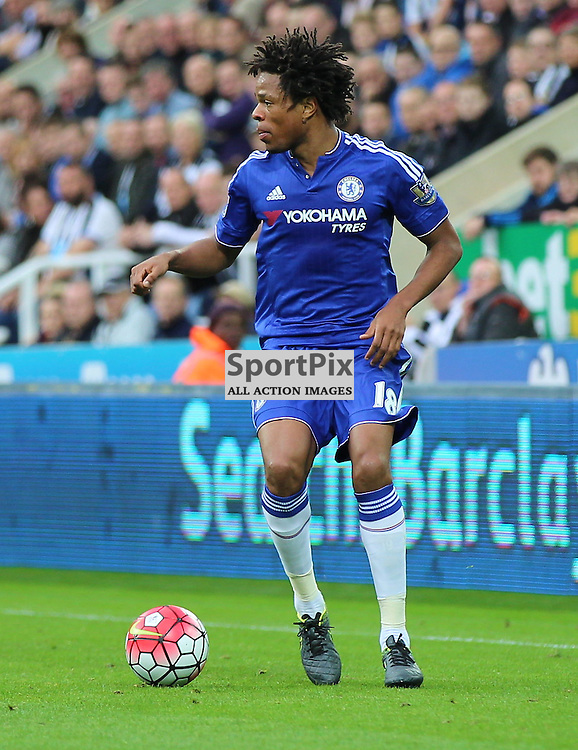 Newcastle United v Chelsea English Premiership 26 September 2015; former Newcastle player, Loic Remy (Chelsea, 18) during the Newcastle v Chelsea English Premiership match played at St. James' Park, Newcastle; <br /> <br /> &copy; Chris McCluskie | SportPix.org.uk