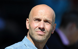 Exeter City's Manager Paul Tisdale - Photo mandatory by-line: Harry Trump/JMP - Mobile: 07966 386802 - 18/04/15 - SPORT - FOOTBALL - Sky Bet League Two - Exeter City v Southend United - St James Park, Exeter, England.