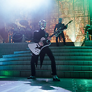 Ghost perform on November 16, 2018 at The Forum in Inglewood, California (Photo: Charlie Steffens/Gnarlyfotos)
