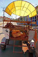 Vegetable wagon in Candelaria, Artemisa, Cuba.