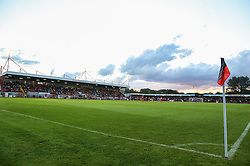 A general view of the stadium - Mandatory by-line: Paul Terry/JMP - 22/07/2015 - SPORT - FOOTBALL - Crawley,England - Broadfield Stadium - Crawley Town v Brighton and Hove Albion - Pre-Season Friendly