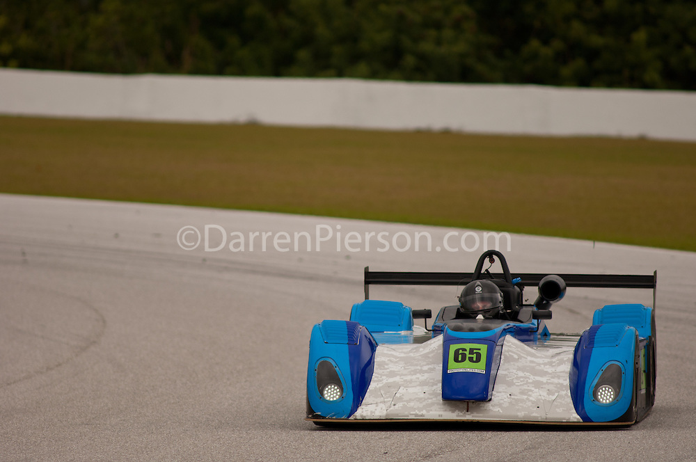#65 Acadia Racing Elan DP02: Lamont Harris