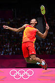 Badminton, Mens - Singles Gold Medal Match