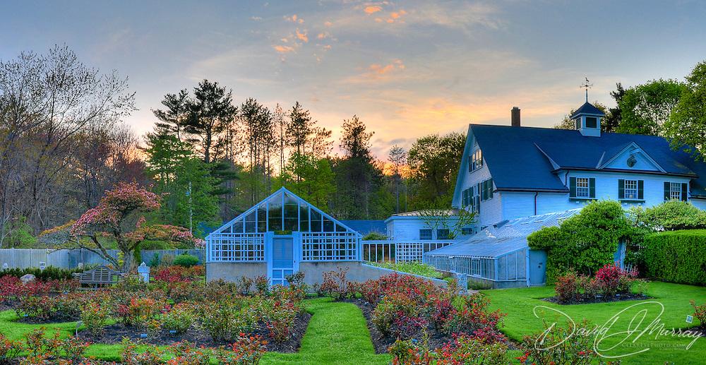 Fuller Gardens, North Hampton