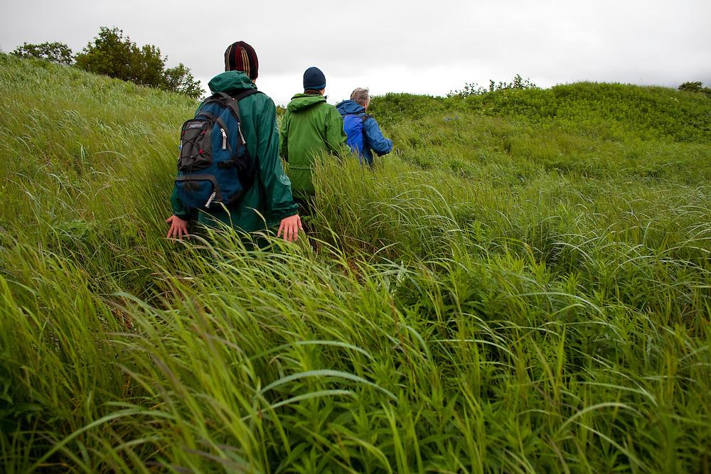 Alaska2010.-In search of Brown Beers on the Kenai Peninsula.