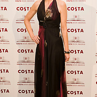 London Jan 27  Kate Mosse  attends the Costa Book Award at the Intercontinental Hotel in Lonodn England on January 27 2009...***Standard Licence  Fee's Apply To All Image Use***.XianPix Pictures  Agency . tel +44 (0) 845 050 6211. e-mail sales@xianpix.com .www.xianpix.com
