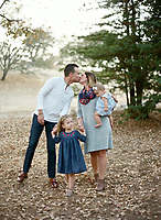 Bret Cole Photography, Roman Family Portraits