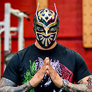 WWE Sin Cara Meet & Greet