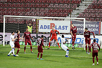 Giedrius Arlauskis (C) goalkeeper of CFR Cluj