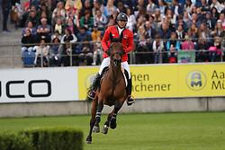 Estermann, Paul (SUI) Castlefield Eclipse<br /> Aachen - CHIO 2016<br /> © Stefan Lafrentz