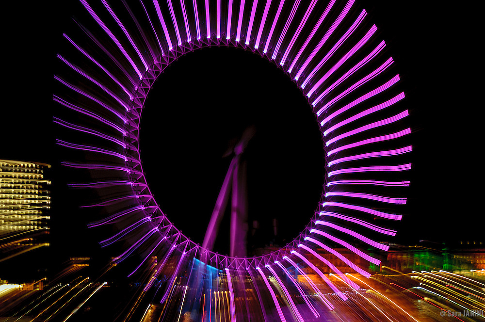 London Eye, London, England, UK, Europe