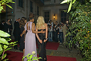 JANET JACKSON; FRANCA SOZZANI ; DONATELLA VERSACE. , Luomo Vogue 40th Anniversary dinner. Palazzo Litta. Milan. 22 June 2008 *** Local Caption *** -DO NOT ARCHIVE-© Copyright Photograph by Dafydd Jones. 248 Clapham Rd. London SW9 0PZ. Tel 0207 820 0771. www.dafjones.com.