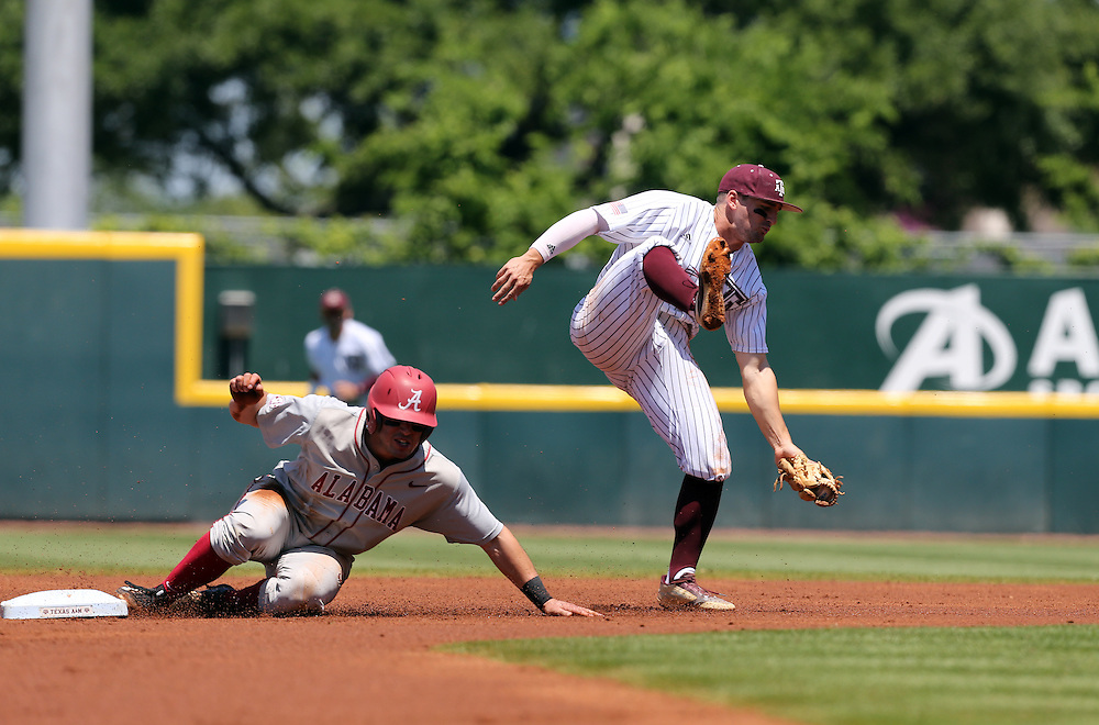 Alabama vs. Texas A&M baseball