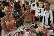 PETER COLEMAN; NINA SAFONOVA DMITRI OSKIN, The 20th Russian Summer Ball, Lancaster House, Proceeds from the event will benefit The Romanov Fund for RussiaLondon. 20 June 2015