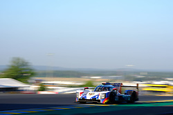 June 18, 2017 - Le Mans, Sarthe, France - SMP Racing Dallara P217 Gibson rider SERGEY SIROTKIN (RU) in action during the race of the 24 hours of Le Mans on the Le Mans Circuit - France (Credit Image: © Pierre Stevenin via ZUMA Wire)