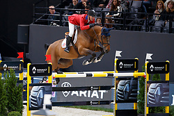 Ward Mclain, USA, HH Azur<br /> LONGINES FEI World Cup™ Finals Paris 2018<br /> © Hippo Foto - Dirk Caremans<br /> 13/04/2018
