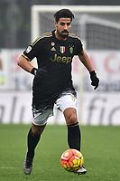 Sami Khedira Juventus <br /> Verona 31-01-2016 Stadio Bentegodi, Football Calcio Serie A 2015/2016 Chievo - Juventus. Foto Andrea Staccioli / Insidefoto