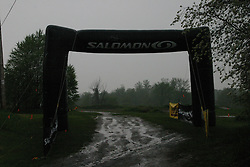 """(Kingston, Ontario---16/05/09)  Generic photographs of the pre-start area at the 2009 Salomon 5 Peaks Trail Running series Race held in Kingston, Ontario as part of the Eastern Ontario/Quebec division.""""  Copyright photograph Sean Burges/Mundo Sport Images, 2009. www.mundosportimages.com / www.msievents.com."""