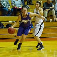 Berryville Girls Basketball vs Marshall 11-12-15