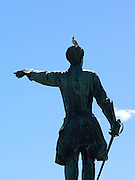 Karl XII vid Almarna