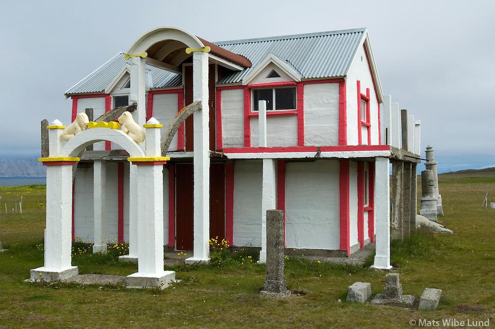 Safn Samuels Jónssonar, Selardalur, Ketildalir, Arnarfjörður, Vesturbyggð / .Museum of Samuel Jonsson in Selardalur, Ketildalir, Arnarfjordur, Vesturbyggd.