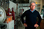 Client: Stanford University School of Engineering - Professor Jim Swartz at his lab.
