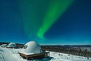 Alaska: Northern Lights (Borealis Basecamp 1: 09-10 Jan 20)