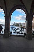 Germany, Berlin, Oberbaum Bridge