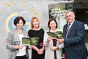 300 Businesses Expected to Attend West of Ireland&rsquo;s Largest Business Networking Event<br />  Registration is now open for MeetWest 2014, the largest business networking event in the West of Ireland this year. <br /> Hosted by Galway City Council, MeetWest 2014 is a two-day business networking forum taking place at the Galway Bay Hotel, Salthill, Galway on November 20th and 21st 2014.<br /> Pictured at the launch of MeetWest2014 in City Hall, Galway were Ann Finn, Enterprise Ireland; Mary Keaveney, Western Development Commission; Miriam Ni Neill, Udaras na Gaeltachta and Steve O Culain Udaras na Gaeltachta. Photo:Andrew Downes