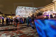 Museum Leopold, MQ, Musuemquartier, winter at MQ, Christmas Market in Vienna, Austria, Vienna
