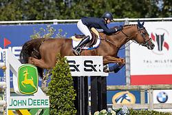 Verberckmoes Maartje, BEL, Jugano van de Vosberg<br /> Belgisch Kampioenschap Jeugd Azelhof - Lier 2020<br /> © Hippo Foto - Dirk Caremans<br /> 02/08/2020