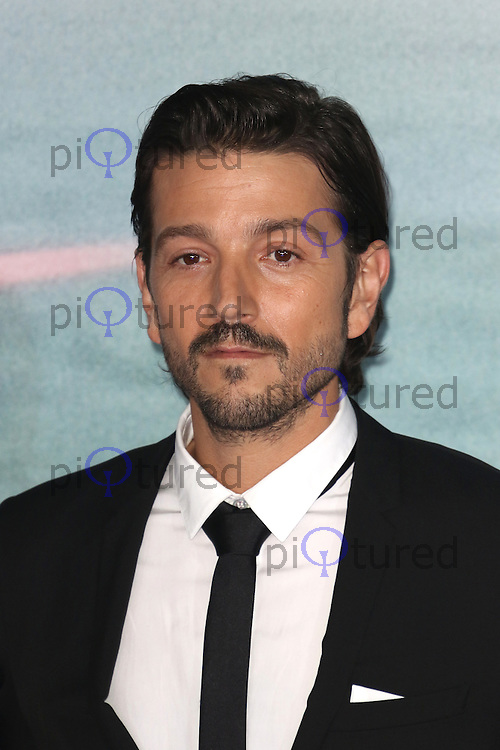 Diego Luna, Rogue One: A Star Wars Story, Tate Modern, London UK, 13 December 2016, Photo by Richard Goldschmidt