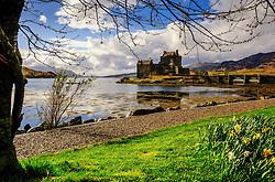 Eilean Donan Castle, Scotland<br /> <br /> (c) Andrew Wilson   Edinburgh Elite media