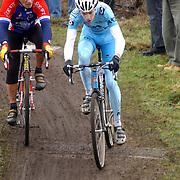 Koppelveldcross Henk Broeke cup de Adelaar Hilversum, Jordi Beuker