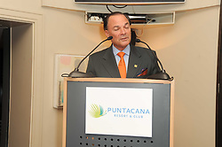 A party to promote the exclusive Puntacana Resort & Club - the Caribbean's Premier Golf & Beach Resort Destination, was held at The Groucho Club, 45 Dean Street London on 12th May 2010.<br /> <br /> Picture Shows:- FRANK RAINIERI