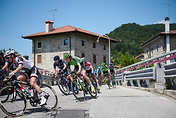 Riejanne Markus (NED) at Giro Rosa 2018 - Stage 10, a 120.3 km road race starting and finishing in Cividale del Friuli, Italy on July 15, 2018. Photo by Sean Robinson/velofocus.com