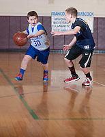 Francoeur Babcock Basketball Tournament at Gilford Middle School.  Karen Bobotas/for the Laconia Daily Sun