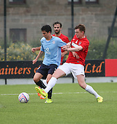 Sam Dryden - Tayport v Dundee XI - pre-season friendly at the GA Arena <br /> <br />  - &copy; David Young - www.davidyoungphoto.co.uk - email: davidyoungphoto@gmail.com