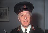 Graham Shillington, Deputy Inspector General, RUC, Royal Ulster Constabulary, from 1st February 1969. Taken January 1969. 1960010002a<br /> <br /> Copyright Image from Victor Patterson, 54 Dorchester Park, Belfast, UK, BT9 6RJ<br /> <br /> Tel: +44 28 9066 1296<br /> Mob: +44 7802 353836<br /> Voicemail +44 20 8816 7153<br /> Email: victorpatterson@me.com<br /> Email: victorpatterson@gmail.com<br /> <br /> IMPORTANT: My Terms and Conditions of Business are at www.victorpatterson.com