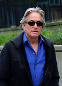 """Wall Street 2: Money Never Sleeps"" - Michael Douglas Sighting"