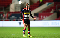 Callum Sheedy of Bristol Rugby - Mandatory by-line: Alex Davidson/JMP - 08/12/2017 - RUGBY - Ashton Gate Stadium - Bristol, England - Bristol Rugby v Leinster 'A' - B&I Cup
