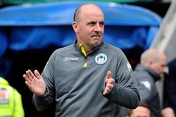 - Mandatory by-line: Greig Bertram/JMP - 28/04/2018 - FOOTBALL - DW Stadium - Wigan, England - Wigan Athletic v AFC Wimbledon -