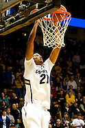 2012 NCAA Basketball Hartford Hawks vs Colorado Buffaloes