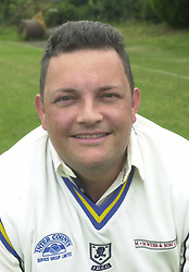 STEVE LACK FINEDON CC 2004 Cricket Cricket