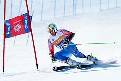 AMAFROI-BROISAT Cedric, FRA, Giant Slalom, 2013 IPC Alpine Skiing World Championships, La Molina, Spain