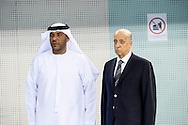 Maglione Julio<br /> 10 m platform men<br /> FINA/NVC Diving World Series 2016 Dubai<br /> Hamdan Sport Complex -Dubai United Arab Emirates U.A.E. UAE<br /> March 17 -19 2016<br /> Day 2 March 17th<br /> Photo G.Scala/Insidefoto/Deepbluemedia