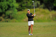 Hannah Yun during the final round of the IOA Golf Classic at Alaqua Country Club on March {today day}, 2014 in Longwood, Florida.<br /> <br /> ©2014 Scott A. Miller