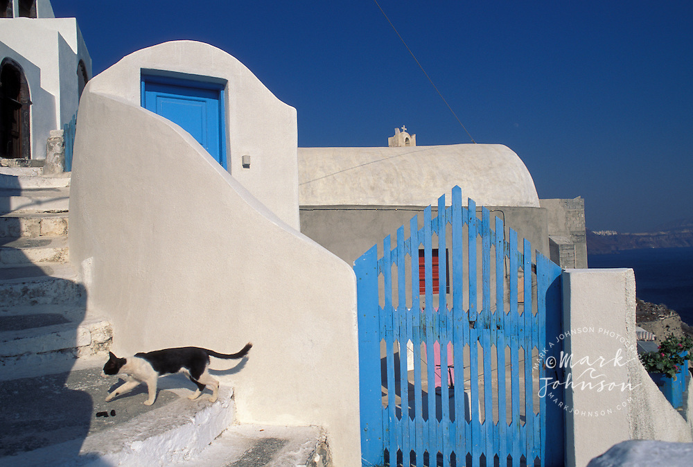 Greece, Santorini, Ia.